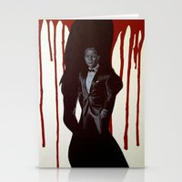 skyfall Stationery Cards featuring Skyfall by Caroline Ward