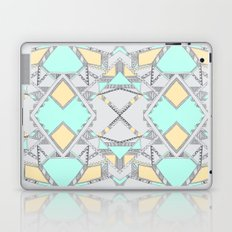 Aztec print illustration (2) Laptop & iPad Skin