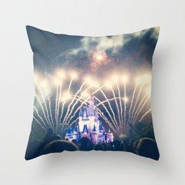 Disney World Throw Pillow