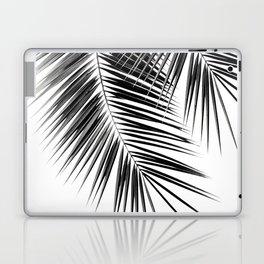 Black Palm Leaves Dream - Cali Summer Vibes #2 #tropical #decor #art #society6 Laptop & iPad Skin