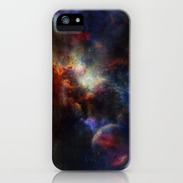 VISION QUEST THROUGH THE LENS iPhone Case