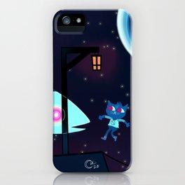 Jazzy Dreams iPhone Case