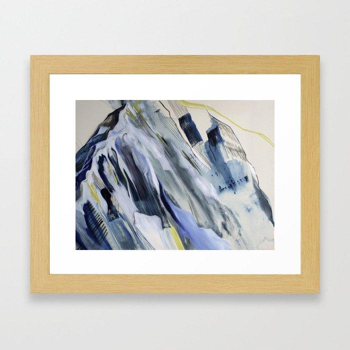 The Spine Framed Art Print