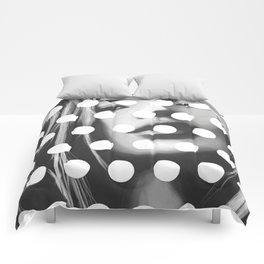 Kate Moss x Dots by Moe Notsu Comforters