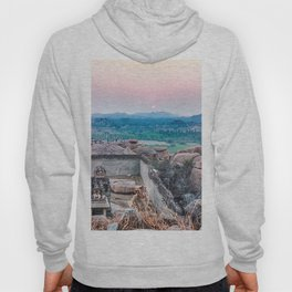 Sunset in the Lost World Hoody