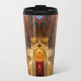 Dohany Street Synagogue Budapest Travel Mug