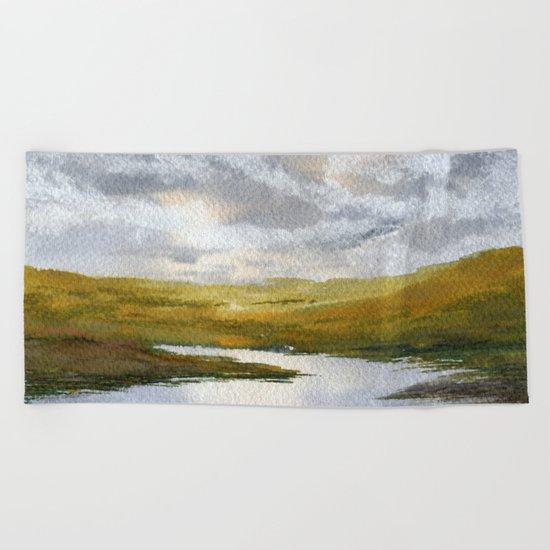 VFR Beach Towel
