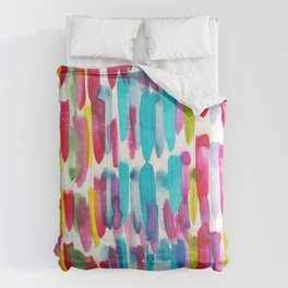 4  | 191128 | Abstract Watercolor Pattern Painting Comforters