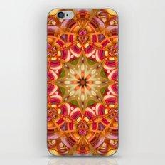 One Wish Mandala iPhone & iPod Skin