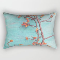 She Hung Her Dreams on Branches Rectangular Pillow