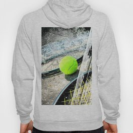 Tennis art 4 Hoody