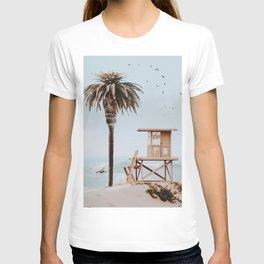no lifeguard T-shirt