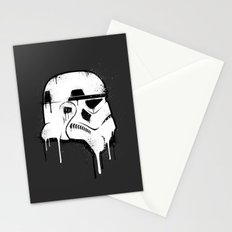 Stencil Trooper - Star Wars Stationery Cards