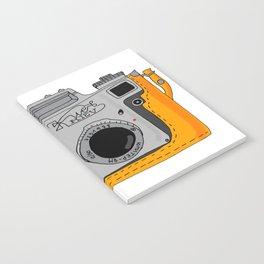 Kiev Camera Notebook