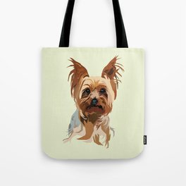 It's A Yorkie Tote Bag