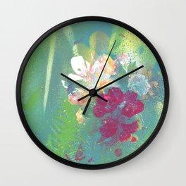 ephimeral II Wall Clock