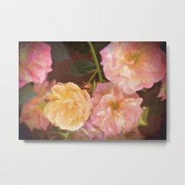 Rose 328 Metal Print