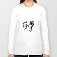 poodle Long Sleeve T-shirts featuring poodle by gloriuos days