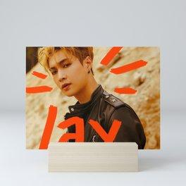 Artwork K-Pop EXO Lay Mini Art Print