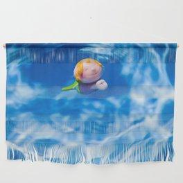 Mermaid in the pool Wall Hanging