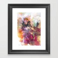 Majestra Framed Art Print