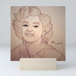 Monroe by Double R Mini Art Print