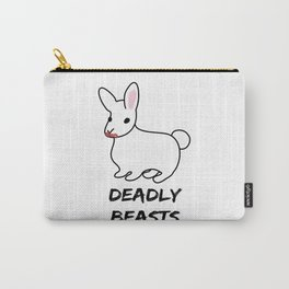 Deadly Beast Carry-All Pouch