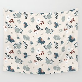 Floral Pattern 111-21CW3 Wall Tapestry