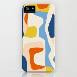 Me & Mine #abstract #painting iPhone Case