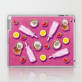 Summer fruit pink Laptop & iPad Skin
