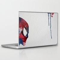 photographer Laptop & iPad Skins featuring Photographer by Arian Noveir