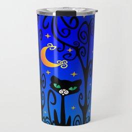 ✨ ✧ The Cat 🐈 Travel Mug