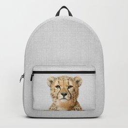 Cheetah - Colorful Backpack