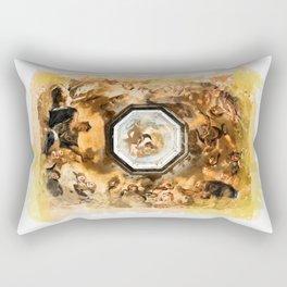 Saint Church Prague Rectangular Pillow
