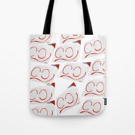 Red Boy Tote Bag