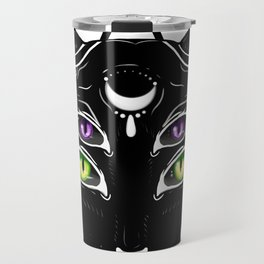 Thanks for joining me in the dark. Travel Mug