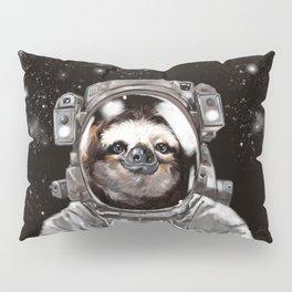 Astronaut Sloth Selfie Pillow Sham