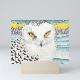 Arctic Dawn Mini Art Print