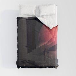 the dark light Comforters