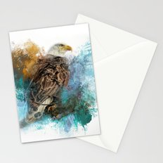 Expressions Bald Eagle Stationery Cards