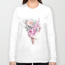 Delicate Way To Say I Love You Long Sleeve T-shirt