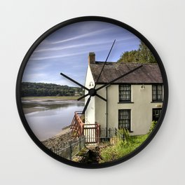 Dylan Thomas's Boathouse Wall Clock