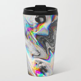CONFUSION IN HER EYES THAT SAYS IT ALL Travel Mug
