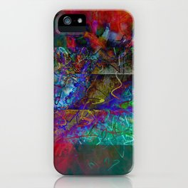 Untitled 2019, No. 7 iPhone Case
