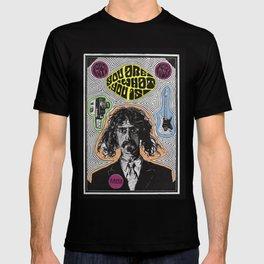 Tribute to Frank Zappa T-shirt