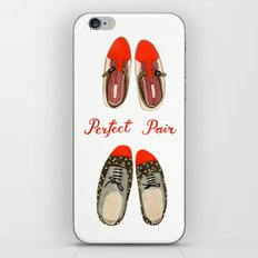 Perfect Pair iPhone & iPod Skin