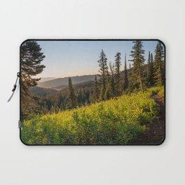 Fairy Lake Sunrise Laptop Sleeve