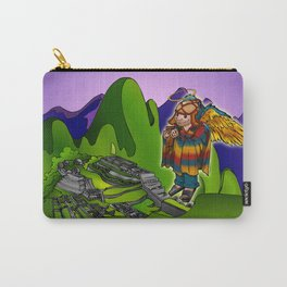 Angel de Machu Picchu Carry-All Pouch