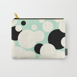 Vanilla Mint Chocolate Chip Carry-All Pouch
