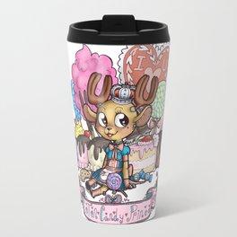 cotton candy prince Travel Mug